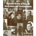 Index to Overseas Deaths of Ontario Servicemen and Servicewomen 1939-1947 Volume 1 (A - L)