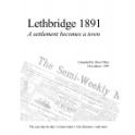 Lethbridge 1891: A settlement becomes a town (eBook)