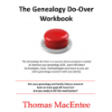 The Genealogy Do-Over Workbook (eBook)
