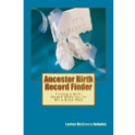 Ancestor Birth Record Finder (eBook)