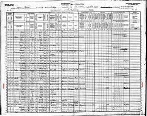 1852 Census Index