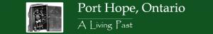 Port Hope Onatrio A living Past