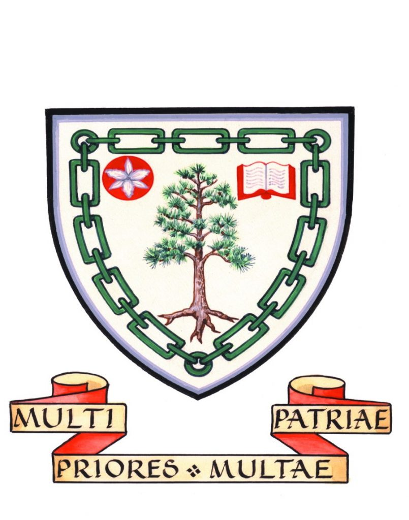 Society Coat of Arms Image