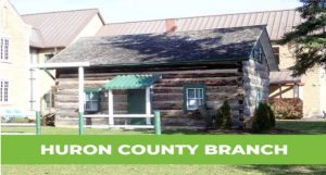 "Huron County Branch Monthly Meeting "" The Canada Company"" @ HUron County Museum"