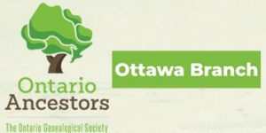 Ottawa Branch The Master Genealogist Software Group @ City of Ottawa Archives Room 226