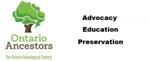 Ontario Genealogical Society